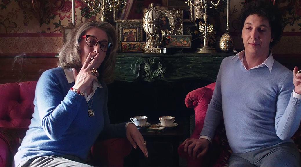 Film les gar ons et guillaume table cinevu critique cinema - Musique film guillaume et les garcons a table ...