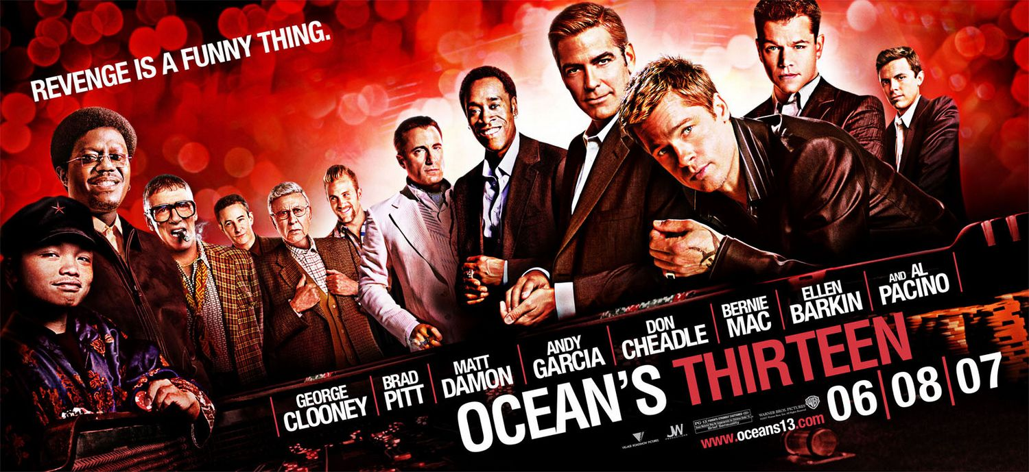 Ocean's Thirteen - Cin...