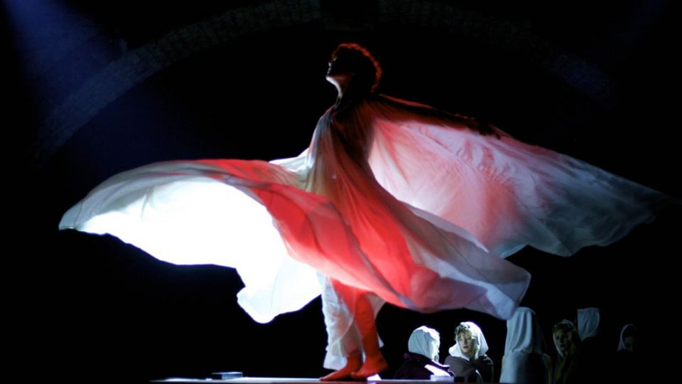 La Danseuse – Réalisation Stéphanie Di Giusto 2016