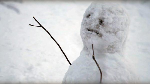film Le bonhomme de neige
