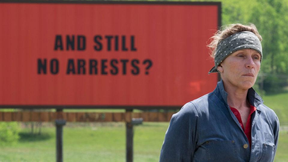Three Billboards : Les Panneaux de la vengeance – Réalisateur Martin McDonagh