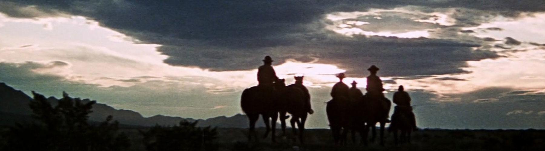 film La Horde sauvage